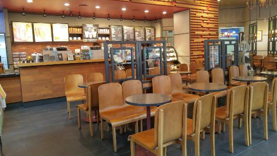 Starbucks Centum City Station