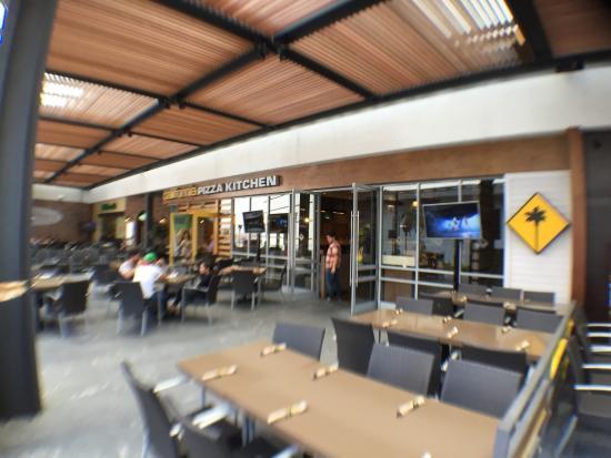 California Pizza Kitchen Queretaro City Restaurant