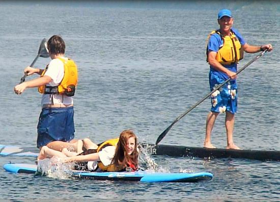 Barrie, Canada: SUP on the Bay