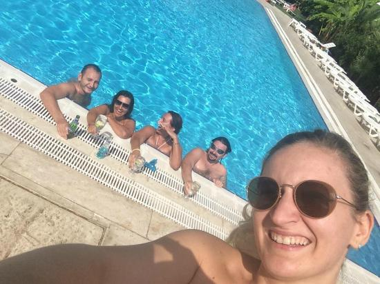 Sayar Apart Hotel Marmaris : POOL