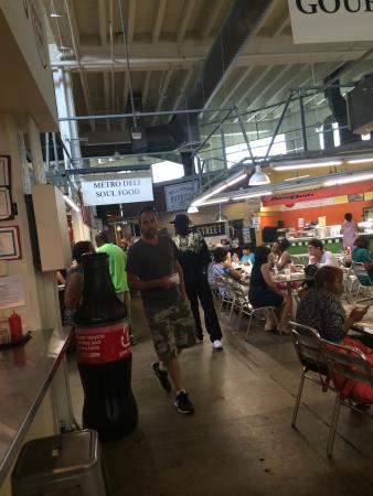 Metro Deli at Sweet Auburn Curb Market