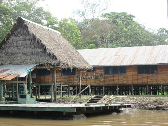 Amazon Explorama Lodges : Clinic serving a large area of Amazonia and run by a physician from Wisconsin