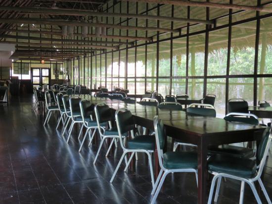 Amazon Explorama Lodges : Dining area
