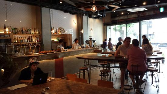 Cafe & Bar, Len Kyoto Kawaramachi