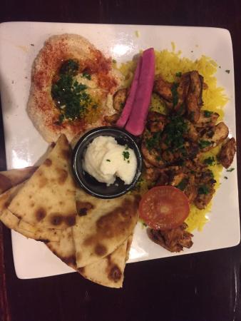 Beirut Mediterranean Grill