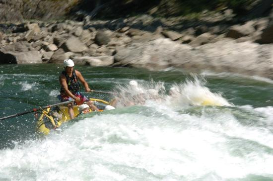 Interior Whitewater Expeditions - Day Tours: what a thrill
