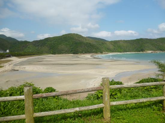 Hamagurihama Beach