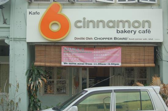 6 Cinnamon Bakery Cafe