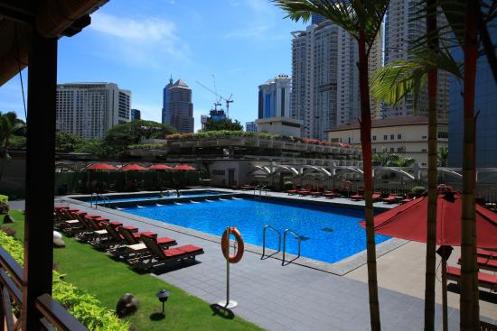 Swimming pool picture of concorde hotel kuala lumpur - Best hotel swimming pool in kuala lumpur ...