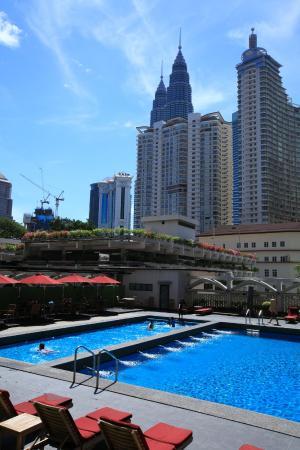 Concorde Hotel Kuala Lumpur Swimming Pool