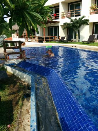 Princess Mayev Hotel : Pool