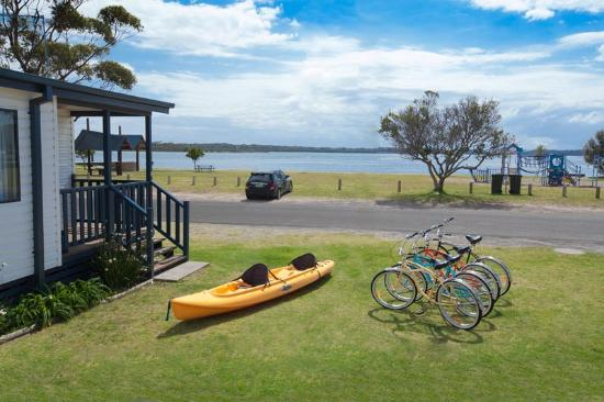 Greenwell Point, Australien: Bike and Kayak Hire as well as Accommodation