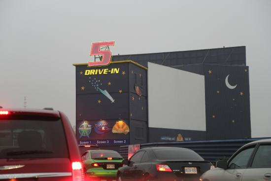 The 5 Drive-In Theatre