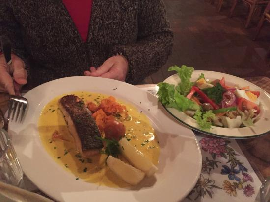Nick's Swiss Italian Restaurant: Nicks never fails to impress.