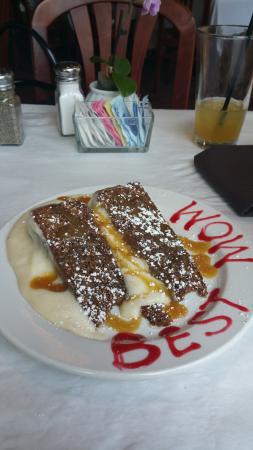 """Mere Bulles: """"Best Mom"""" dessert for my Mom!"""