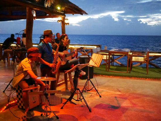 Chumphon Province, Tajlandia: Live Music, Chill out