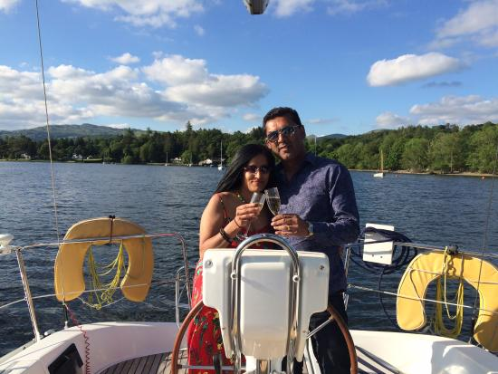 Bowness-on-Windermere, UK: ❤️