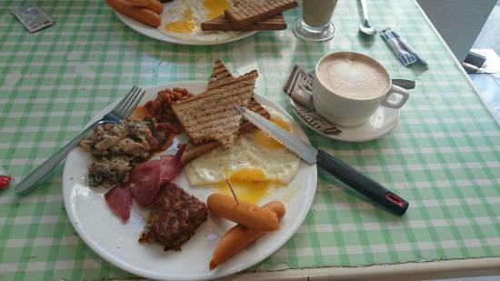 Theobroma : English Breakfast.