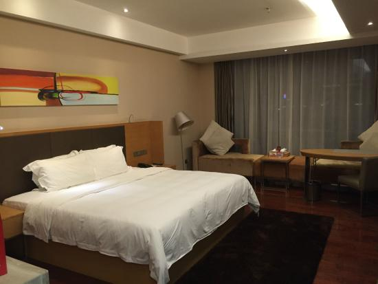 Ramada Plaza Shenzhen North: Room