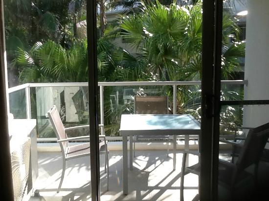 Coolum Beach, Australia: View from Room