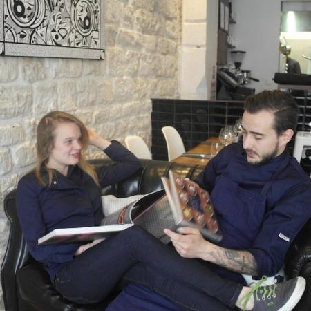 Fraiche restaurant parigi canal saint martin for Miglior ristorante di parigi