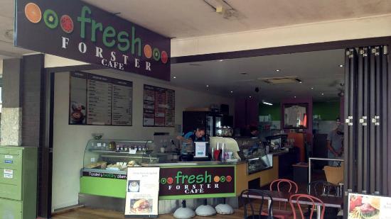Fresh Forster Cafe