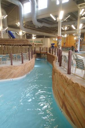 Pocono Manor, Pensilvania: lazy river
