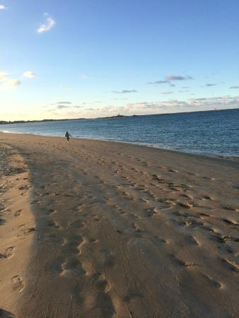 Port Sorell, Austrália: Beautiful golden beaches
