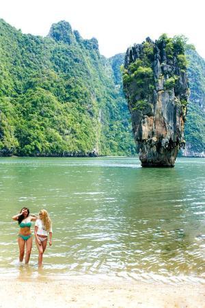 Santana Dive Center Phuket: James Bond Island - Tagesausflug