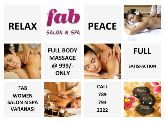 Fab Women Salon N Spa