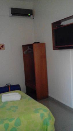 Hostal los Jensen: bedroom singola