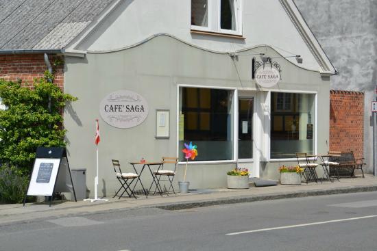 Cafe SAGA - Hobro , Sommer time - Picture of Cafe SAGA, Hobro - TripAdvisor