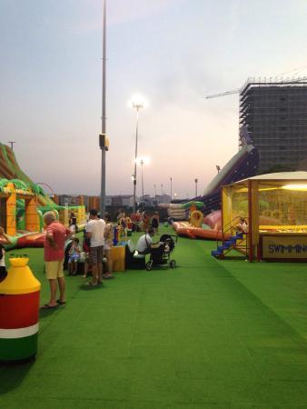 Parco Giochi Gomma Piuma
