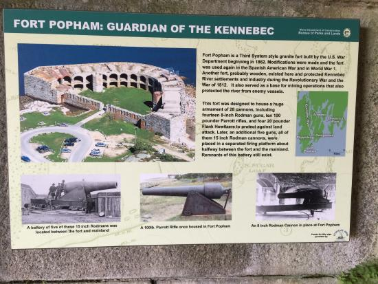 Fort Popham State Historic Site : photo0.jpg
