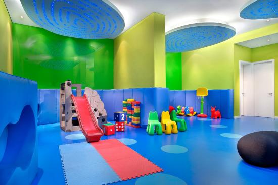 Shama Shanghai Xujiahui Serviced Apartment: Kids play room