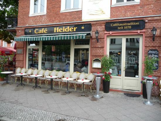 Cafe Heider Picture Of Cafe Heider Potsdam Tripadvisor