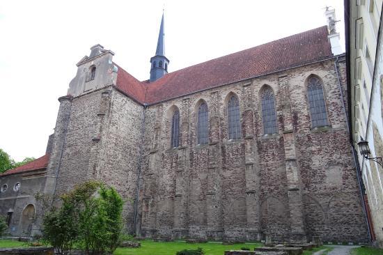 Cistercian Abbey in Kamieniec Zabkowicki