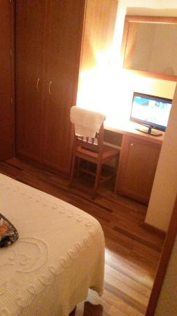 Arcadia Hotel: Camera matrimoniale