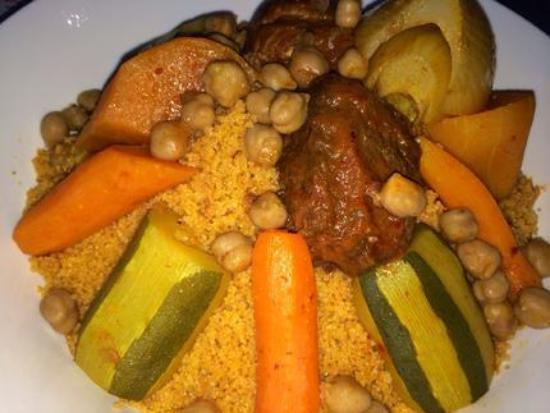 Les deux cours lagny sur marne restaurant avis num ro - Cuisine tunisienne facile ...