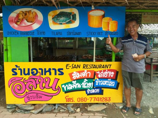 E-San Thai Food: Don´t miss this place!!
