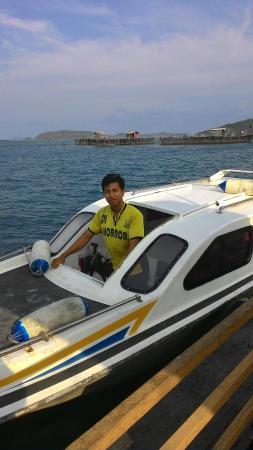 Natuna Island, Indonesia: -