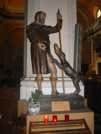 Eglise Saint-Michel : St Roch