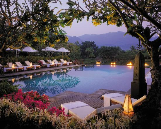 Spa at Four Seasons Resort Chiang Mai