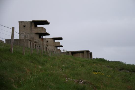 Оркнейские острова, UK: Gun Battery