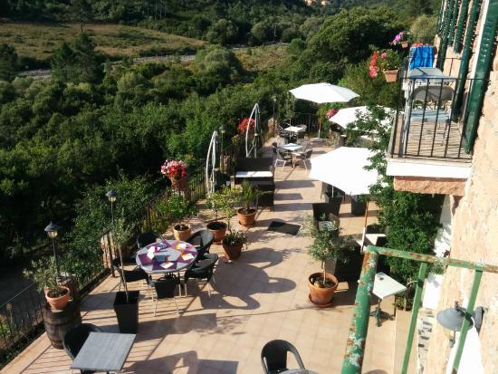 Hotel Restaurant l'Aiglon: TOP LA TERRASSE