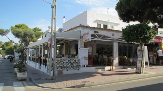 Cafeteria Marfil - god mat til en hyggelig pris