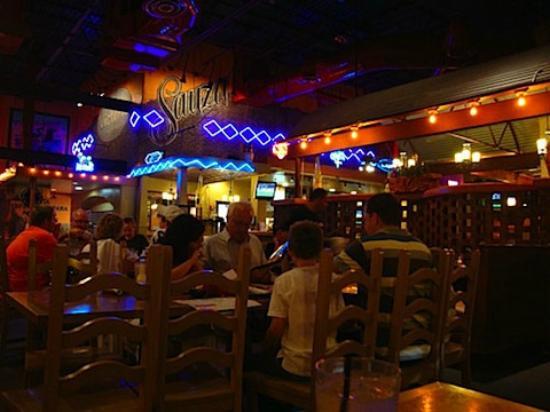 Don Pablo's Mexican Kitchen : Interior of Deptford, NJ Don Pablos