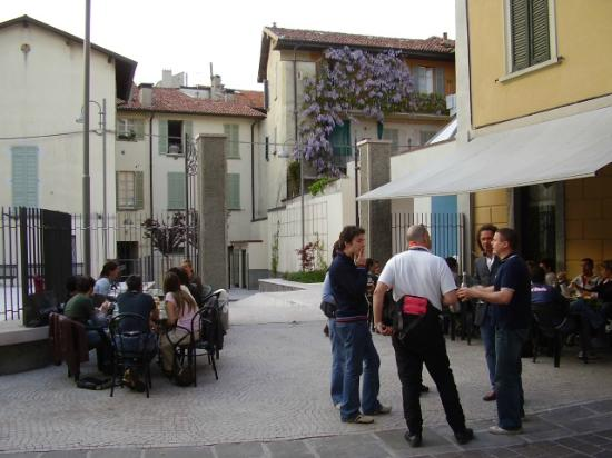 Il Cortiletto: More than a classy water hole