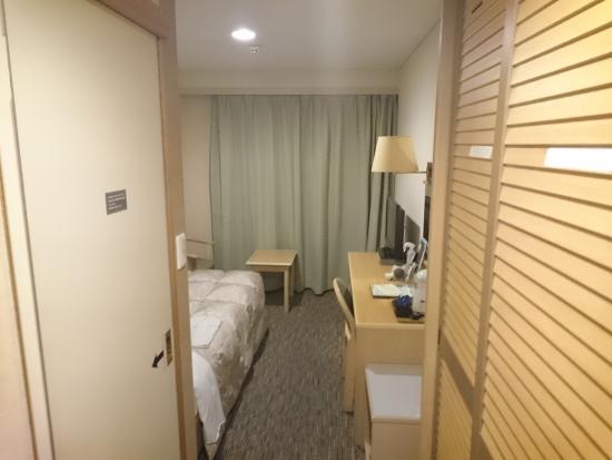 Kuji Grand Hotel : 客室
