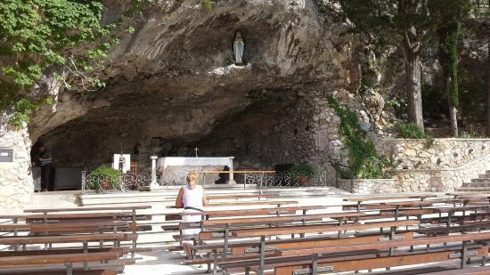 Svetiste Vepric Picture Of Svetiste Vepric Makarska